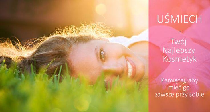Uśmiech - Twój najlepszy kosmetyki ! - Pamiętaj, aby mieć go zawsze przy sobie :)  http://sklep.sveaholistic.pl/blog/kosmetyki-naturalne-i-ekologiczne-propozycje-naszego-sklepu-na-lato-2017.html