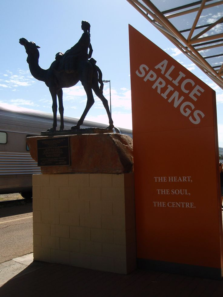 Places to see, people to visit on the journey from Darwin to Adelaide. The Ghan takes you to Katherine, Alice Springs and on some itineraries Coober Pedy