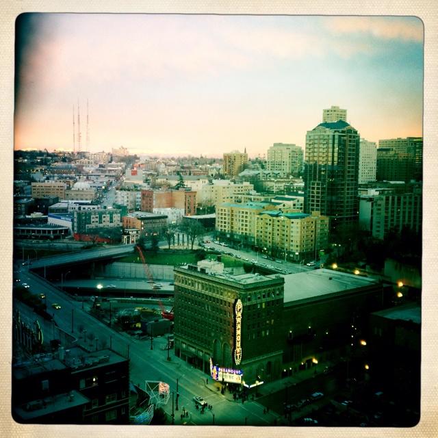 Beautiful Seattle.