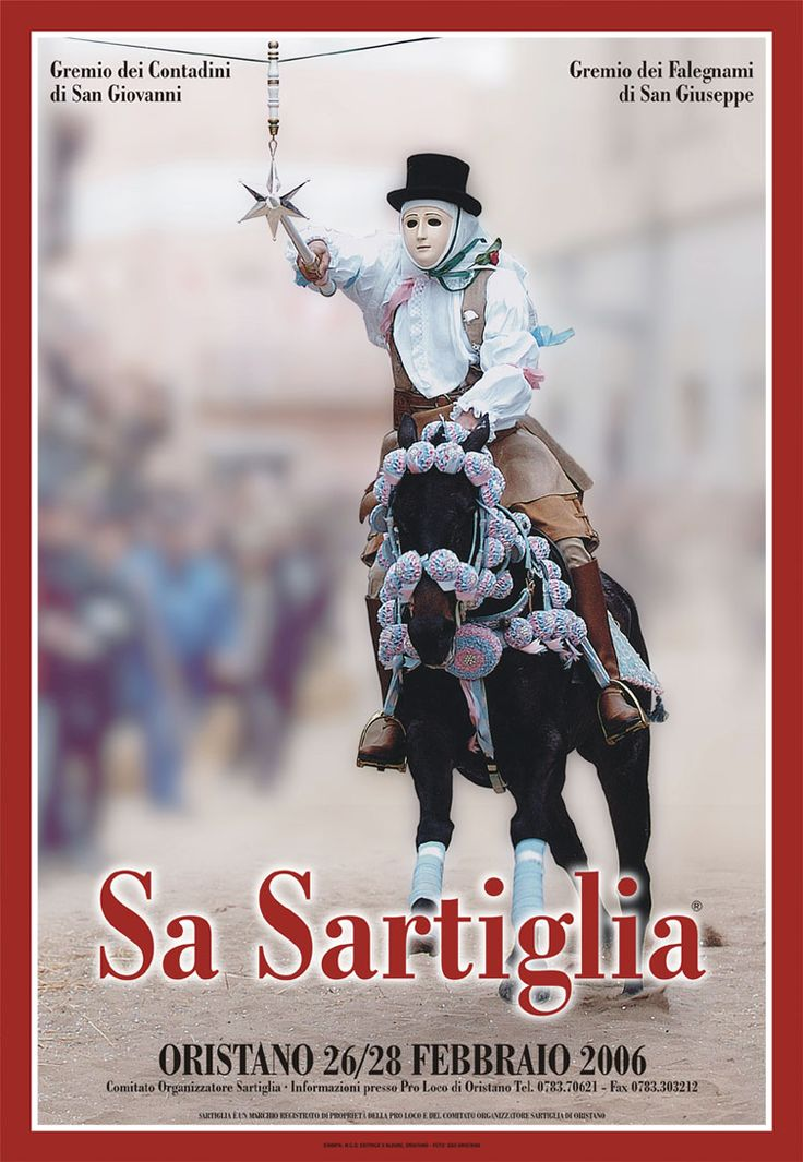 Sartiglia 26/28 febbraio 2006 #Oristano #tradizione #carnevale