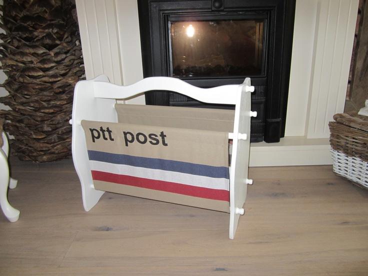 Lectuurbak postzak