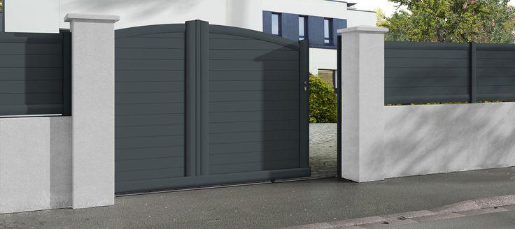 20 best portails automatiques images on pinterest. Black Bedroom Furniture Sets. Home Design Ideas