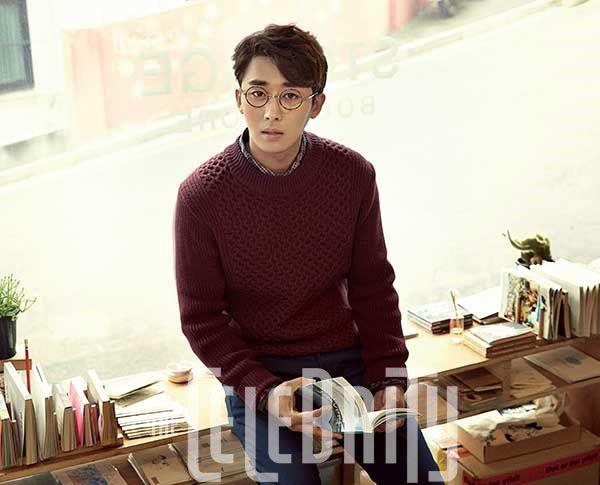 Son Ho Joon - The Celebrity Magazine January Issue '15
