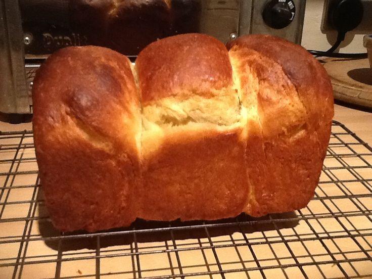 Brioche Recipe - lovely tasty loaf