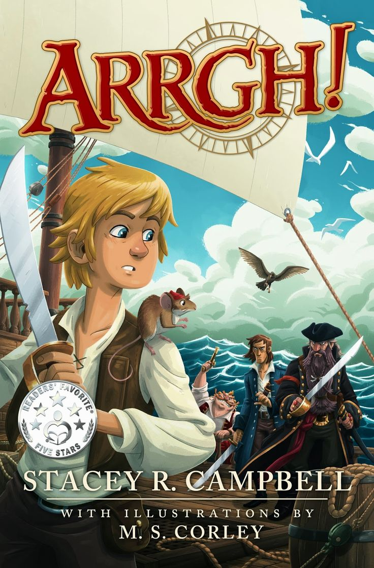 Book Lovers Life: ARRGH! by Stacey Campbell Blog Tour and Giveaway!