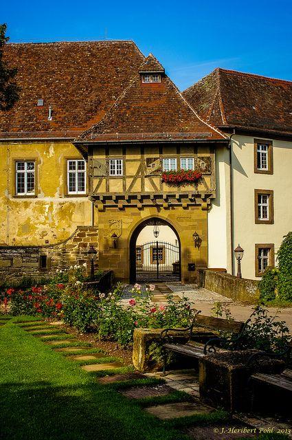 Burg Stettenfels, Heilbronn, Baden-Wuerttemberg ~ Germany