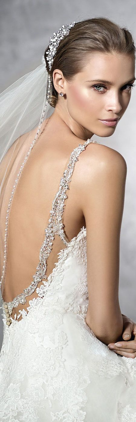 PRONOVIAS PRALA wedding dress