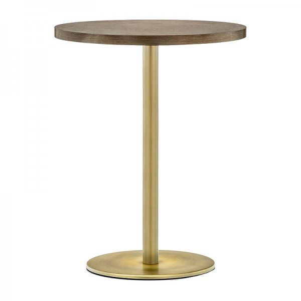 Hillcrest FUrniture UK  Hugo Round D1 Slim Table Base   Antique Brass |  TABLES | Pinterest | Antique Brass, Tables And Industrial Interiors