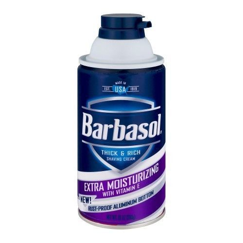 Barbasol Thick And Rich Shaving Cream Extra Moisturizing With Vitamin E 10 Oz | Health & Beauty, Shaving & Hair Removal, Shaving Creams, Foams & Gels | eBay!