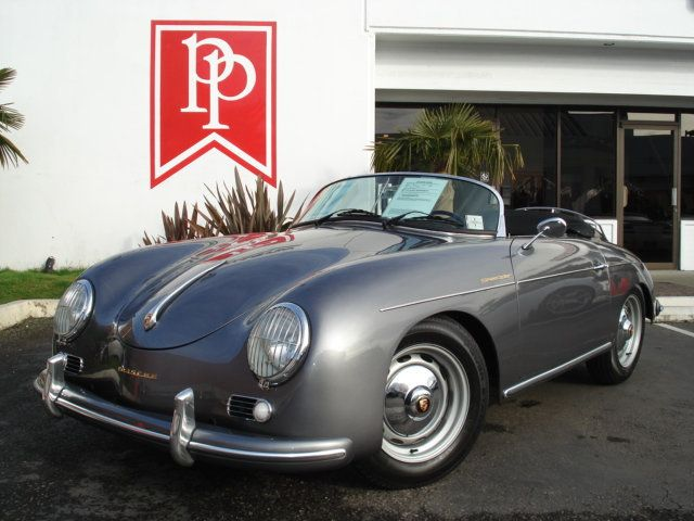 356 Speedster.  My next car!!