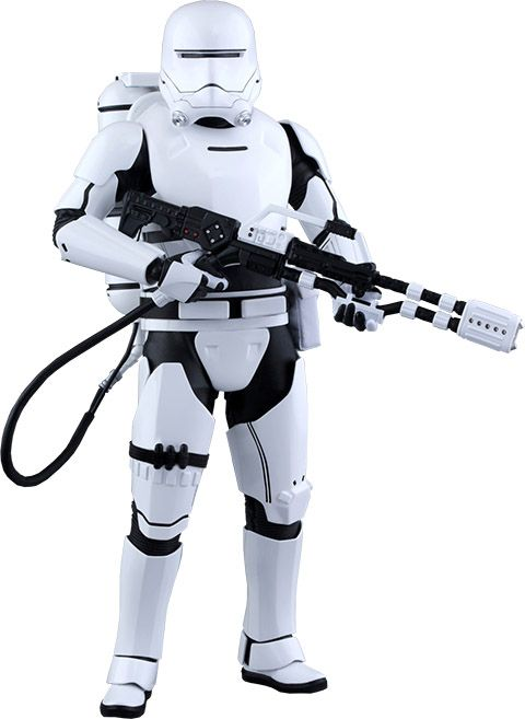 Star Wars First Order Flametrooper Sixth-Scale Action Figure