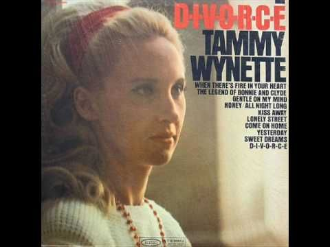 Tammy Wynette - Yesterday