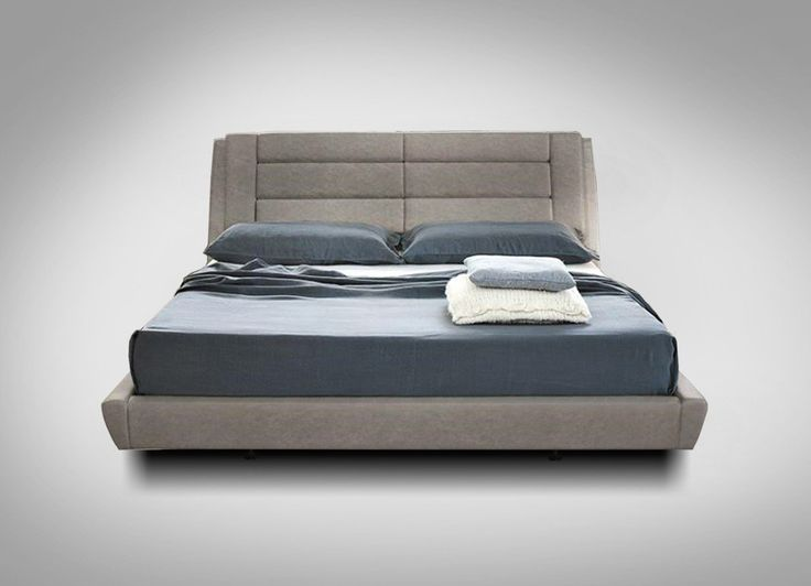 Bold, exciting and completely unique, the Stratos Upholstered Slat Bed delivers something unlike anything else...#luxury #bedframe #upholsteredbed #slatbed