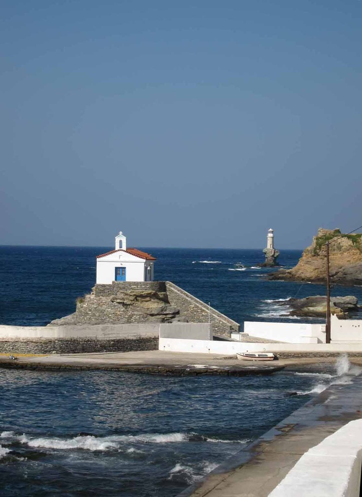 Andros Greece, That's for sure the most elegance island of Greece.