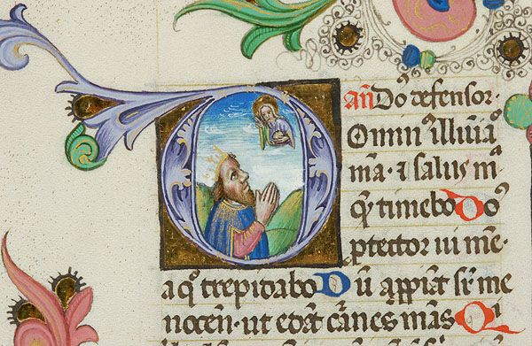 Breviary, MS G.7 fol. 11v - Images from Medieval and Renaissance Manuscripts - The Morgan Library & Museum