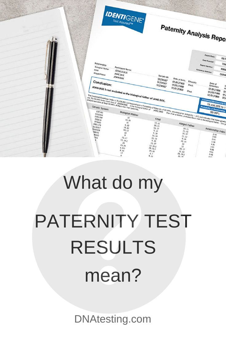 14 best paternity test images on pinterest paternity testing the precise language used in your paternity test report is very important but because its thecheapjerseys Gallery