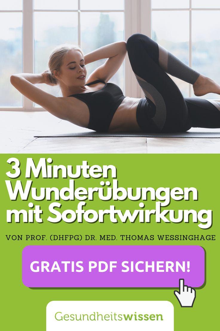 20 Minuten Wunderübungen   Fitness tipps, Übung, Fitness und übungen