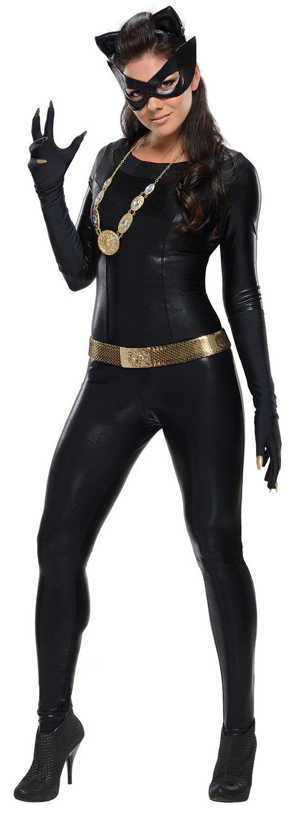 Batman Classic 1966 Series Grand Heritage Catwoman Adult Costume from BuyCostumes.com