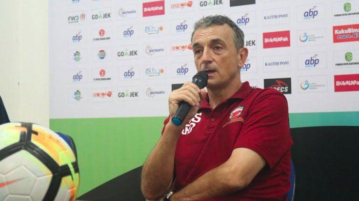 Milomir Seslija Sebut Tiap Pertandingan Madura United seperti Partai Final