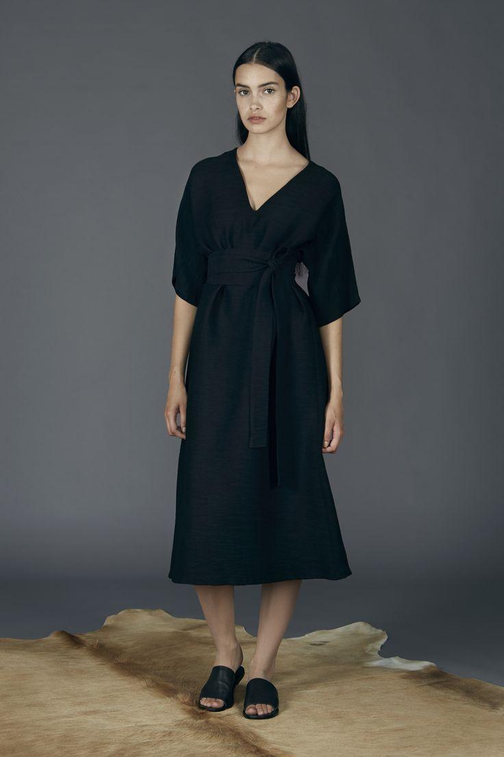 Kyoto Dress - Black