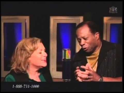 """Then Came the Morning"" sung by Sandi Patty and Larnelle Harris  Words and Music by Bill and Gloria Gaither  Recorded by TBN ©(All Rights Reserved) as part of their Larnelle Harris LIVE Special.  I do not own this music or this video.    To pre-order a copy of Larnelle Harris LIVE Concert, go to http://www.larnellelive.com"