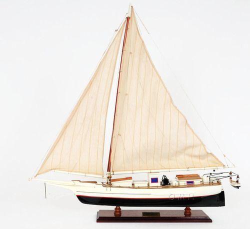 """Chesapeake Bay Skipjack Wooden Model 29"""""""" Oyster Dredging Boat"""