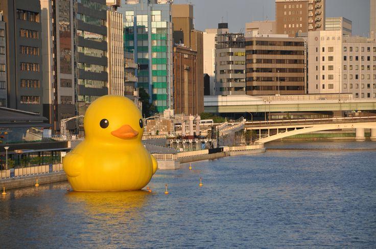 #Rubber_Duck