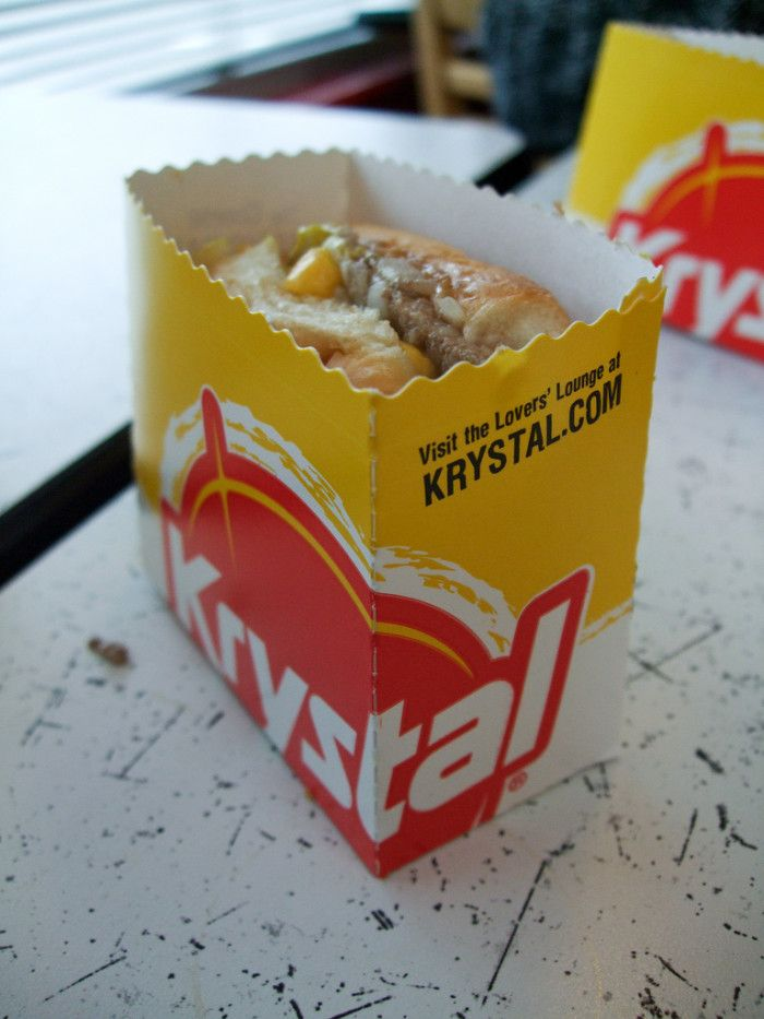 13 Awesome Inventions You Probably Didn't Know Came From Tennessee #6. #Chattanooga is the home to the first #Krystal Hamburger restaurant, born in response to the painful reality of the Great Depression. It is now known as the oldest hamburger chain in the South.