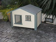 Cat House,Outdoor Cat shelter, Cat kennel Cathouses (D4)