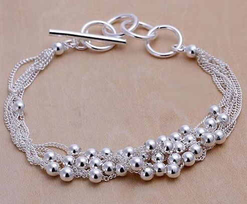 Hot sale fine silver plated jewelry,Wholesale Factory  $6.00 You save 60% off the regular price of $15.00
