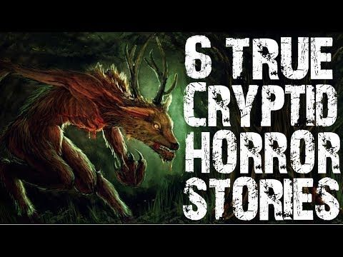6 TRUE Creepy Encounters With Cryptids | SkinWalkers Bigfoot & Yeti Ft. Being Scared Many Creatures long thought to be myths or legends have often appeared to people when they least expect it. Tales of Bigfoot the Yeti SkinWalkers and Mermaids alike continue to surface with little evidence of their whereabouts nor motives. Please welcome me in Joining my good Friend Being Scared as we go in search of Cryptids... CHECK OUT ZOMBIE LIPS!! http://ift.tt/2stFdfe GO WATCH THE AMAZING BEING SCARED…