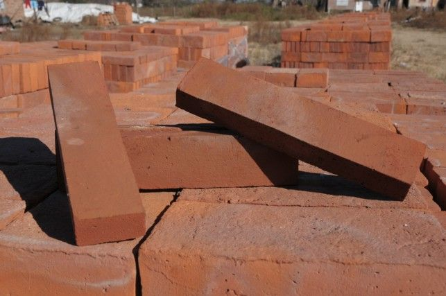 Ladrichaca - Fabrica de ladrillos de Chacabuco