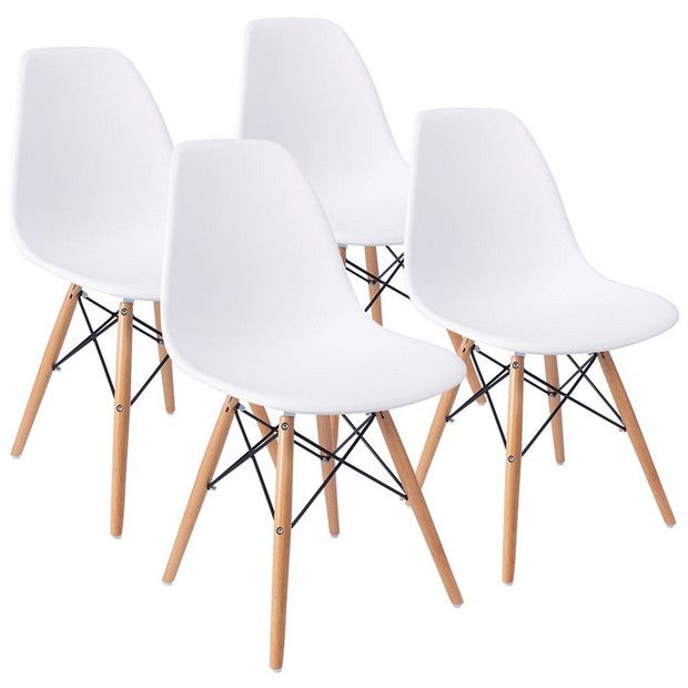 Update Entertaining With These Under 100 Dining Chairs Eames
