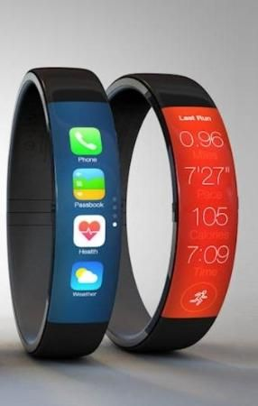 Designer Todd Hamilton shows us what the iWatch could be.