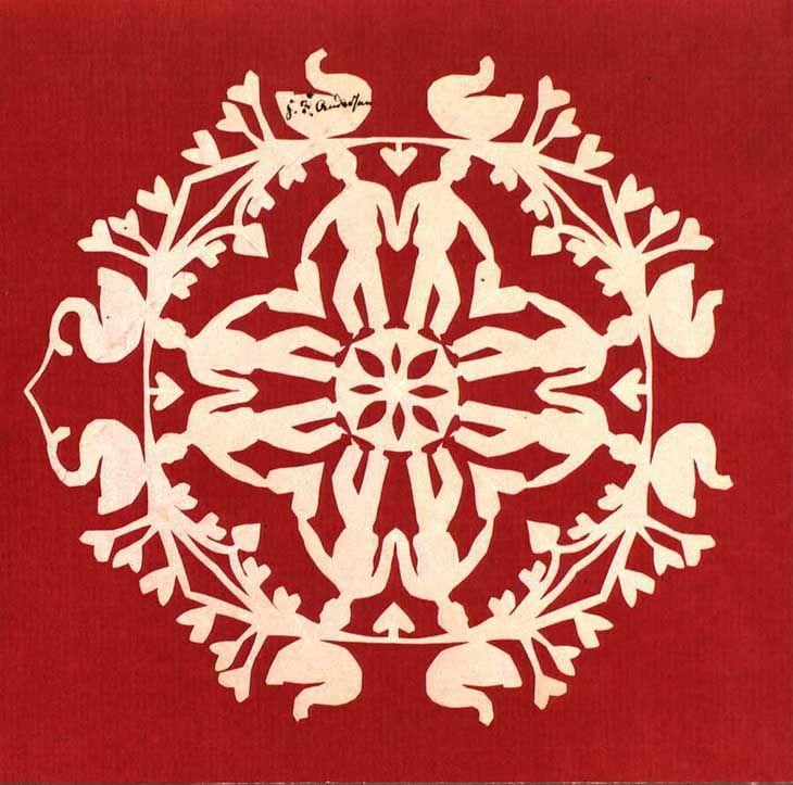 Hans Christian Andersen - Papirklip