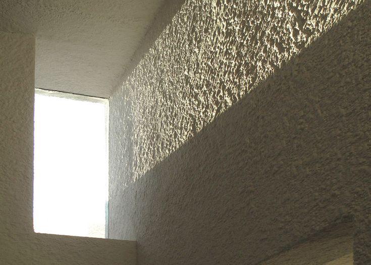 Slot windows offer starry views from Openstudio's Swartberg House