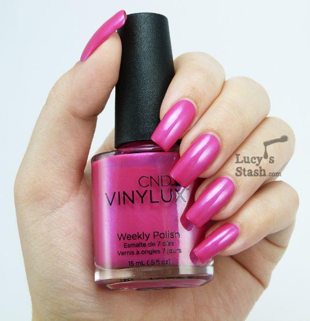 Tutti Frutti Nails: 25+ Best Ideas About Cnd Vinylux On Pinterest