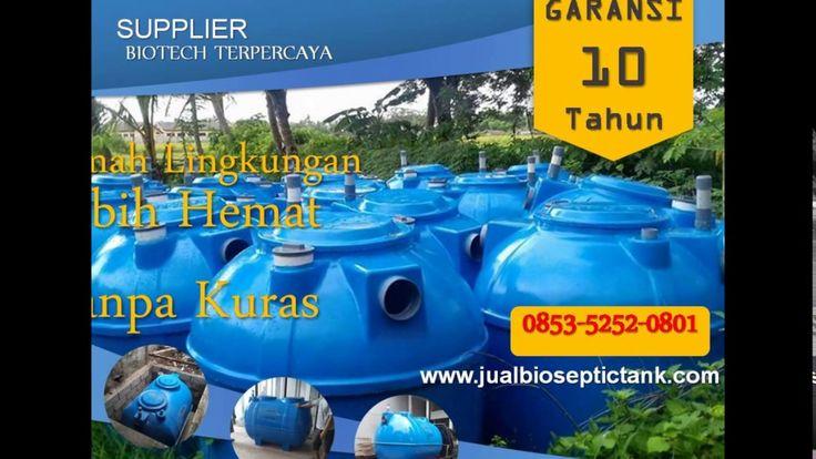 Pabrik Bio Septic Tank JABODETABEK | Harga Septic Tank Ramah Lingkungan ...