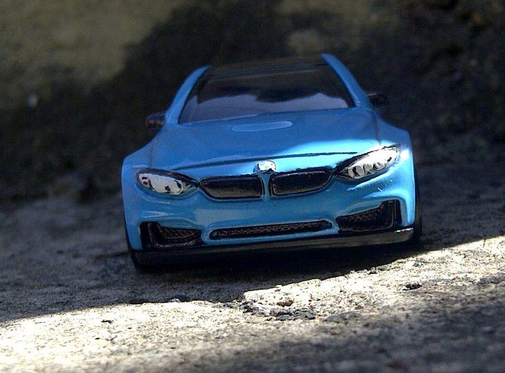 Hot Wheels BMW M4. #hotwheels #diecast #car #bmw