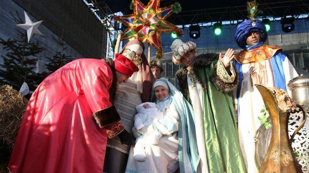 Kostium Trzech Króli. Projekt kostiumów: Agnieszka Monika Mazur