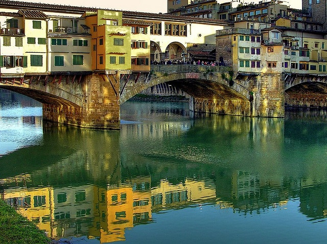 Florence, Italy: Old Bridge, Florence Italy, Beautiful Places, Jewelry Shop, Earth, Pont Vecchio, Beautiful Pictures, Vecchio Bridges, Firenze Italy