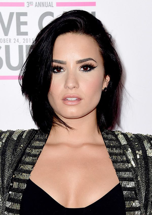 Want flawless makeup like Demi Lovato? Shop her exact blush here -- perfect for all skin tones!