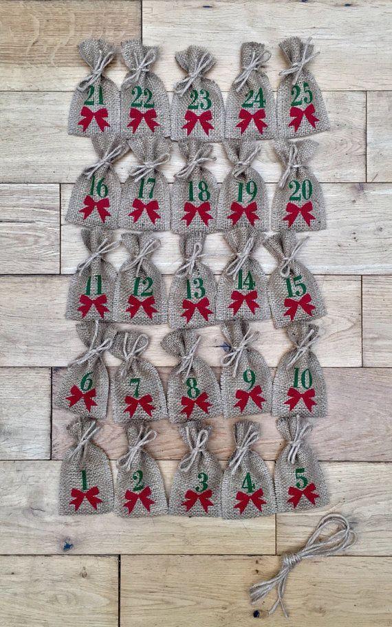 LIMITED EDITION Mini rustieke kerst Hessische door rusticfabulastic