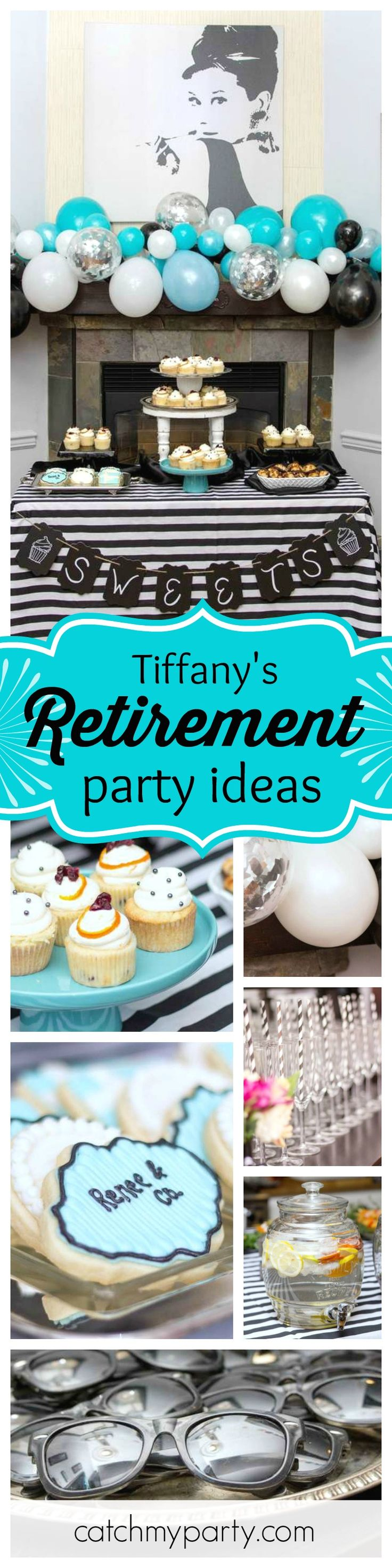 295 best Tiffany s Party Ideas images on Pinterest
