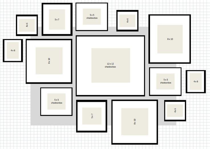 Ber ideen zu fotowand layout auf pinterest for Ribba ikea anleitung
