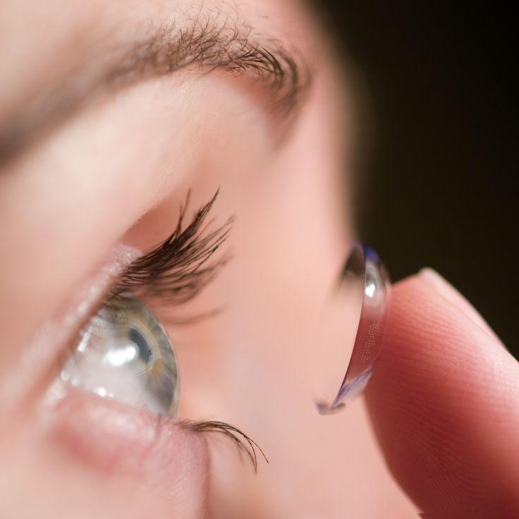 Avoid eye infections and long-term eye damage by wearing, cleaning, and storing contact lenses correctly. | Health.com
