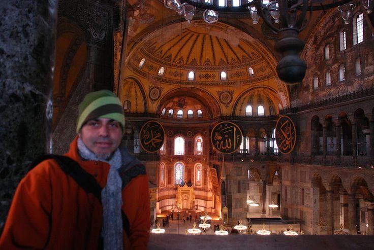 Santa Sophia - Istambul.