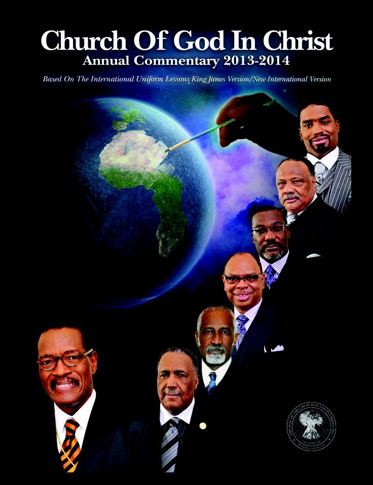 Annual Commentary are in pick them up before they run out http://www.cogicpublishinghouse.net/store/fall-2013/annual-lesson-commentary-550.html