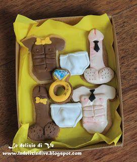 Le Delizie di Ve: Addio al nubilato cookies