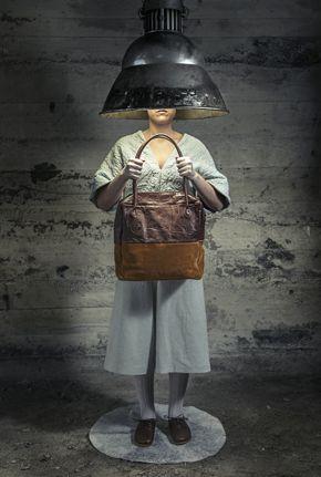 Kenia Bag by Wandel Handmade
